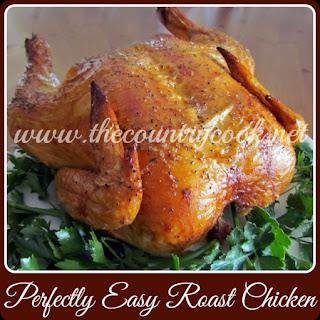 Perfect Roast Chicken.