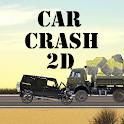 Car Crash 2d icon