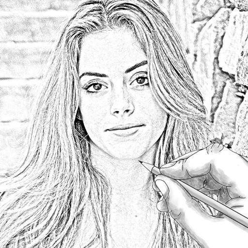 Pencil Drawing Art (app)