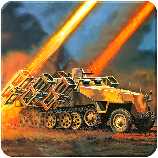 Real Missile Launcher Army Truck