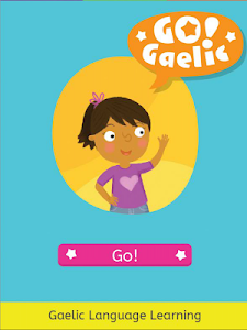 Go!Gaelic – Gaelic Learning screenshot 1