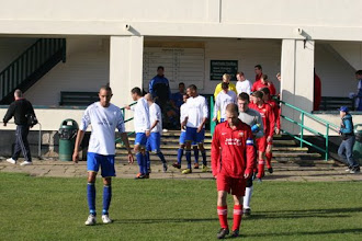 Photo: 13/10/12 v Cotgrave (Nottinghamshire Senior League Senior Div) 3-2 - contributed by Rob Campion