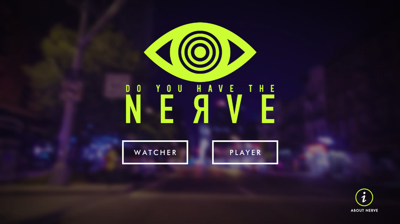Nerve - Do You Dare?- screenshot