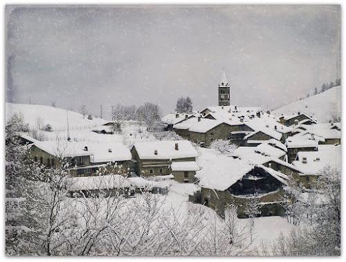 Inverno a Château Beaulard di utente cancellato