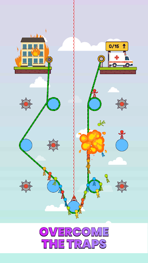 Rope Puzzle screenshot 4