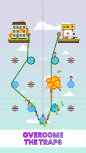 Rope Rescue Mod Apk Download (No Ads, Unlock) For Android 4