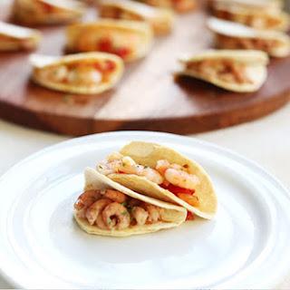 Mini Party Tacos Shrimp CanapéS Recipe