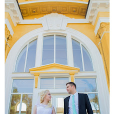 Wedding photographer Aleksey Zharkov (alexsmef). Photo of 19.05.2017