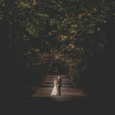 Wedding photographer Marek Kielbusiewicz (MarekKielbusiew). Photo of 03.11.2016