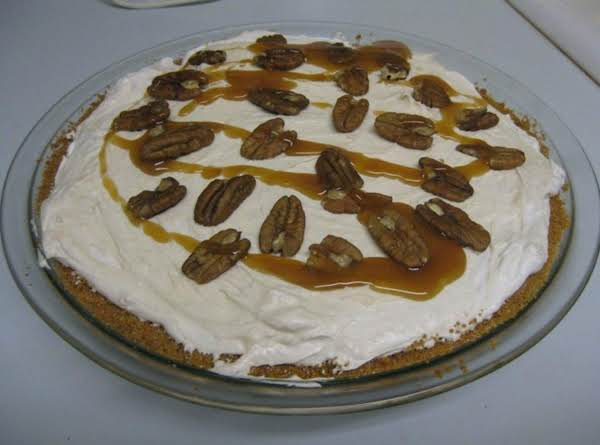 Heavenly Caramel Pie Recipe