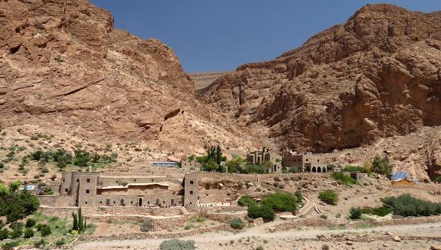 A Todra-szurdoktól Amougueren és a Ziz völgyén keresztül Errachidiáig
