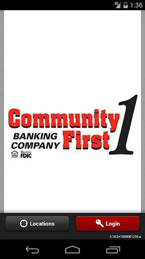 Community First Banking Co
