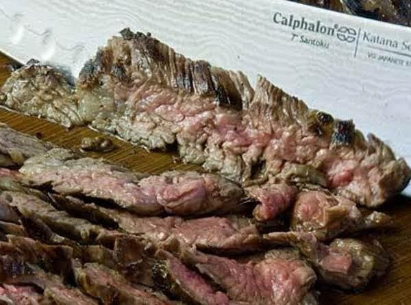 2 Day Steak Marinade