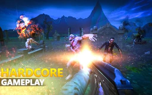 Rivals Zombie Land : Dead Squad Escape Games 2018 1.0 screenshots 4