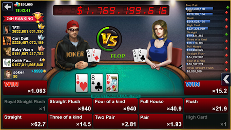 DH Texas Poker - Texas Hold'em APK screenshot thumbnail 15