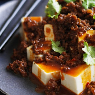 Spicy Hot Beef And Tofu