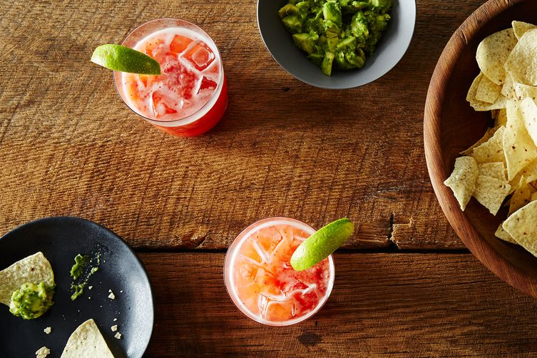 Master the margarita—then go crazy