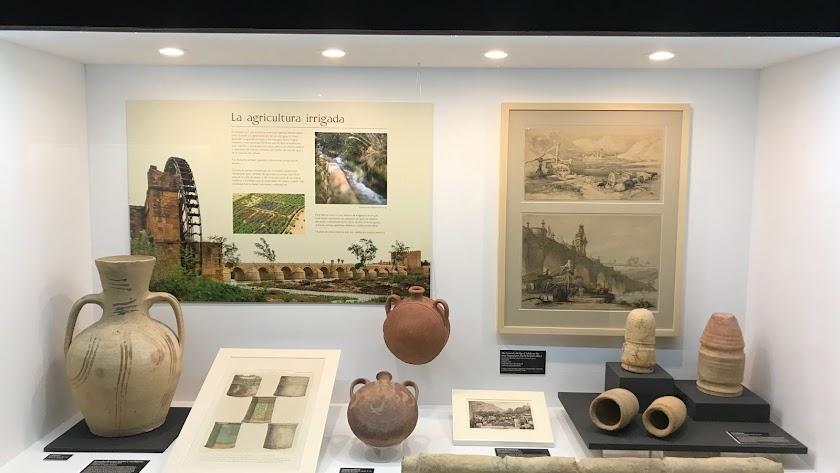 La exposición 'Arte y usos culinarios en al-Andalus' del Museo Arqueológico de Almería.
