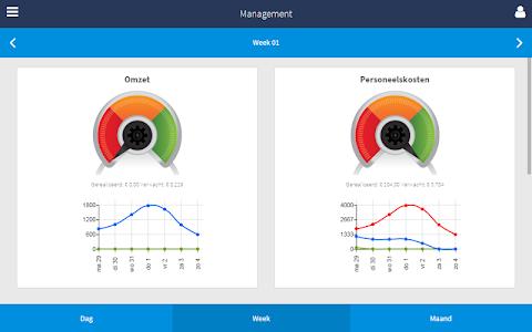 Dyflexis Planning screenshot 9