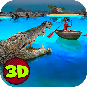 Crocodile Attack Simulator 3D
