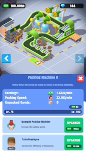 Idle Courier Tycoon Mod Apk (Unlimited Money) 1.4.0 6