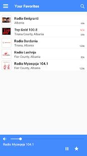 Albania radio - albania FM free online - náhled