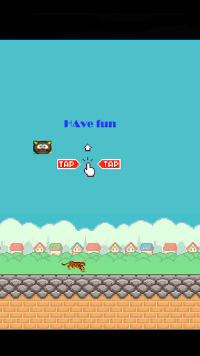 Tabby: Flappy Cat Game