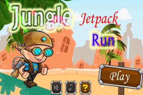 Jungle Survival Jetpack