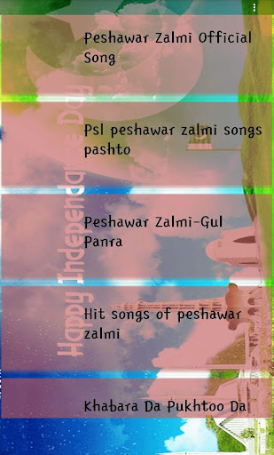 PSL Songs for PC