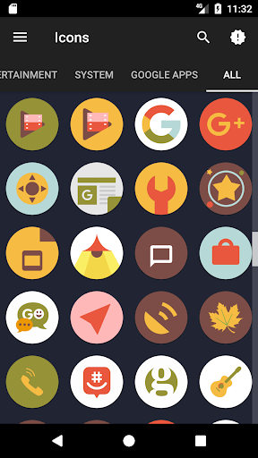 Screenshot for Doodle Pixel - Icon Pack in United States Play Store