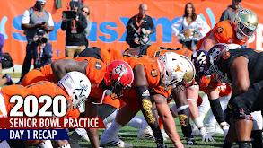 2020 Senior Bowl Practice: Day 1 Recap thumbnail