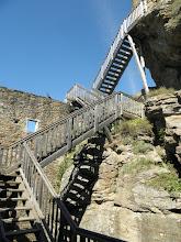 Photo: Aggstein Castle