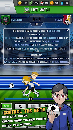 Soccer Strike Manager 1.5 gameplay | by HackJr.Pw 2