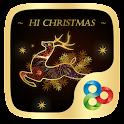 Hi Christmas GO Launcher Theme icon