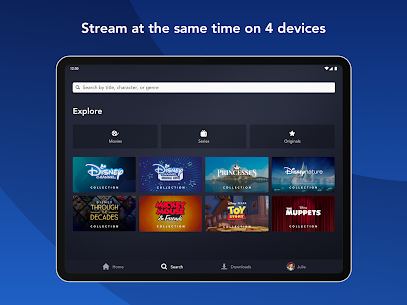 Disney Plus MOD APK 1.2.1 ( Free Premium Subscription ) 10