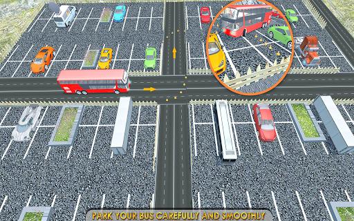 Coach Bus Simulator Parking 4.9 screenshots 16