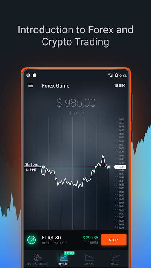 Forex Game - Trading 4 Beginners: Bitcoin & Crypto- screenshot