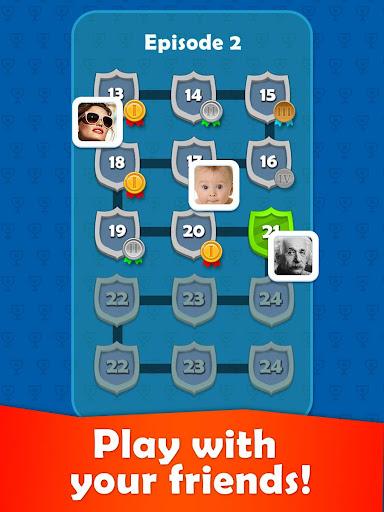 Word Olympics: Online Puzzle  captures d'u00e9cran 9