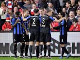 Joe Gallardo en test au FC Bruges