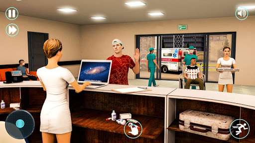 Real Doctor Simulator Er Emergency Hospital Games 1.0.2 Mod screenshots 4