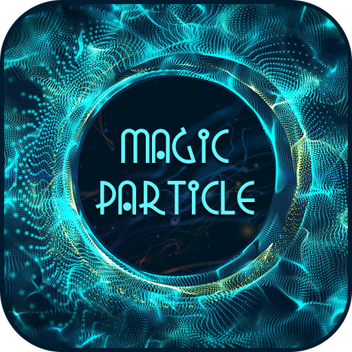 Magic Particles live Wallpaper for PC