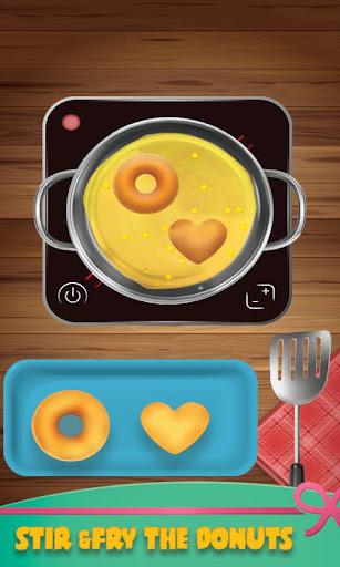 Donut Maker Shop: Dessert Food Cooking 1.0 screenshots 2