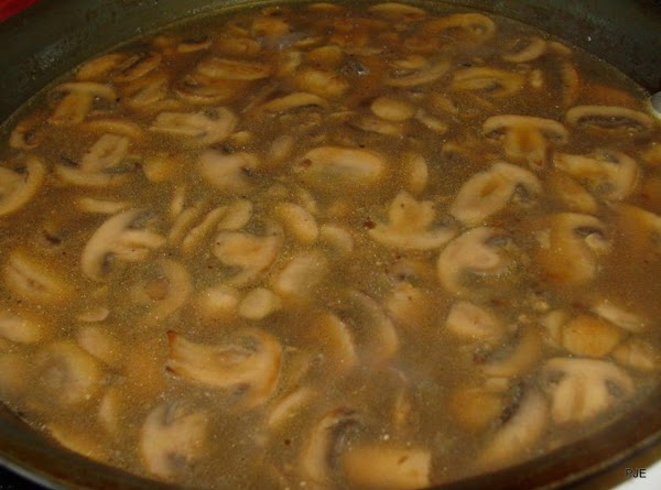 Mushroom base mixture. This can be refrigerated or frozen until ready to finish your soup.