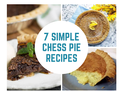7 Simple Chess Pie Recipes