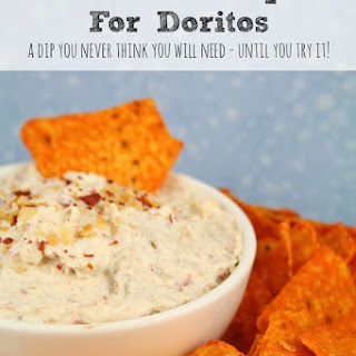 Best Dip For Doritos