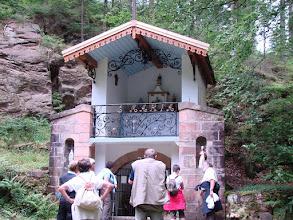 Photo: la chapelle de Malfosse