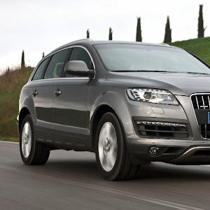 Wallpapers Audi Q7 apk