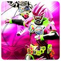 Kamen Rider Ex Aid | Henshin HD Wallpaper icon