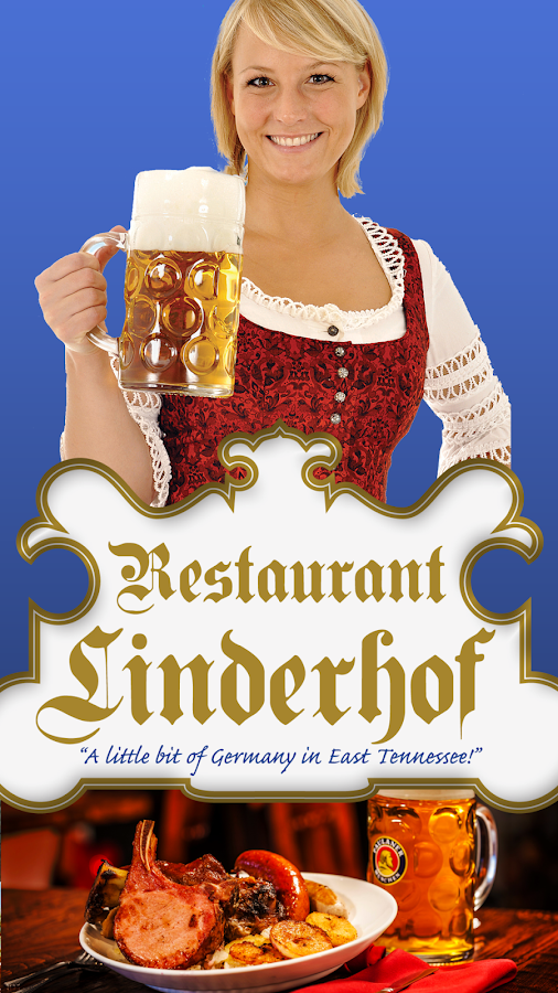 Restaurant Linderhof- screenshot