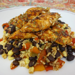Santa Fe Chicken & Rice
